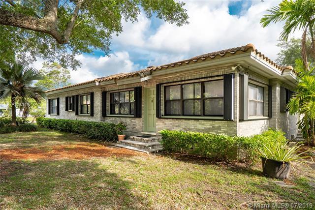5991 SW 51st St, Miami, FL 33155 (MLS #A10701476) :: Green Realty Properties