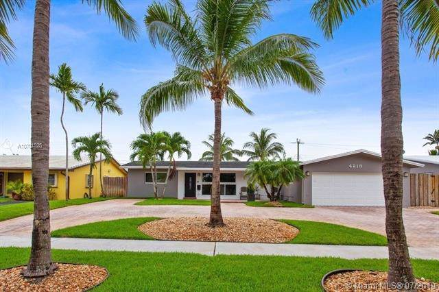 4218 Lincoln St, Hollywood, FL 33021 (MLS #A10701525) :: Castelli Real Estate Services