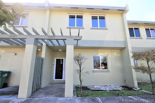 20423 NW 15th Ave #7, Miami Gardens, FL 33169 (MLS #A10701683) :: Grove Properties