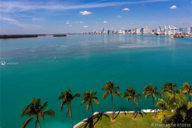 5292 Fisher Island Dr #5292, Miami, FL 33109 (MLS #A10701878) :: The Rose Harris Group