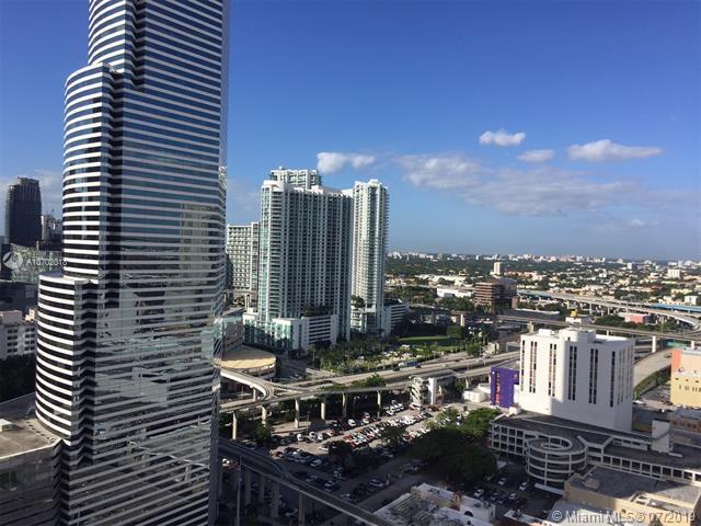 151 SE 1st St #2509, Miami, FL 33131 (MLS #A10702018) :: Grove Properties
