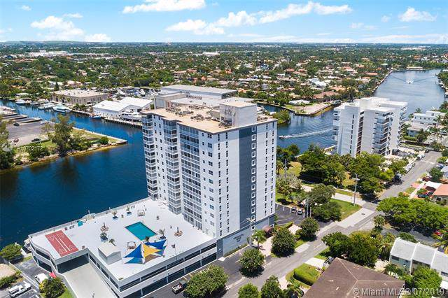 1505 N Riverside Dr #904, Pompano Beach, FL 33062 (MLS #A10702172) :: Green Realty Properties