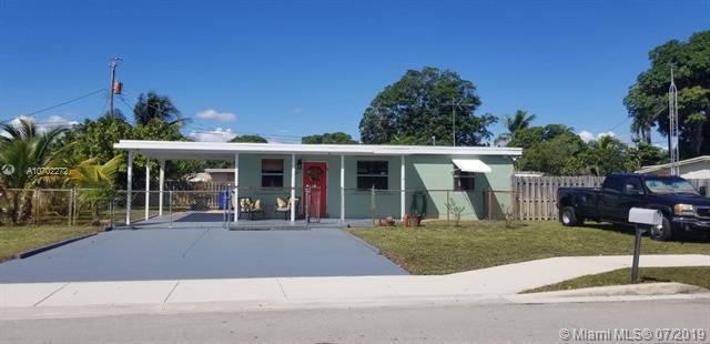 4881 NE 16th Ave, Pompano Beach, FL 33064 (MLS #A10702272) :: The Brickell Scoop