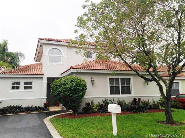4756 NW 5th Pl, Coconut Creek, FL 33063 (MLS #A10702495) :: Grove Properties