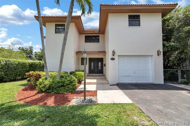 4445 Red Rd, Coral Gables, FL 33155 (MLS #A10702556) :: Green Realty Properties
