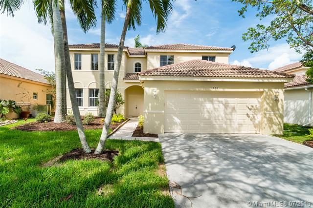 1466 Meadows Bl, Weston, FL 33327 (MLS #A10702853) :: Green Realty Properties