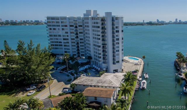 11930 N Bayshore Dr #1401, North Miami, FL 33181 (MLS #A10702859) :: The Riley Smith Group