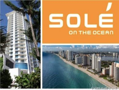 17315 Collins Av #809, Sunny Isles Beach, FL 33160 (MLS #A10703024) :: Ray De Leon with One Sotheby's International Realty