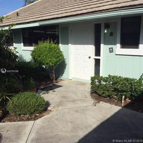 1127 SE Seminole Ave 8B, Jupiter, FL 33477 (MLS #A10703188) :: Grove Properties