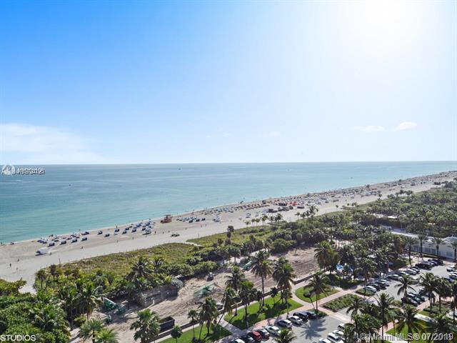 2201 Collins Ave #1509, Miami Beach, FL 33139 (MLS #A10703196) :: Ray De Leon with One Sotheby's International Realty