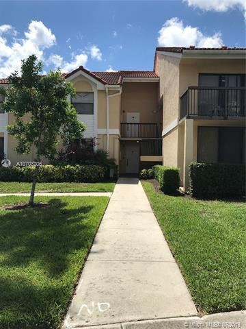 5681 Riverside Dr 201A6, Coral Springs, FL 33067 (MLS #A10703206) :: The Paiz Group