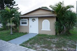 245 NW 6th Ave, Dania Beach, FL 33004 (MLS #A10703221) :: Grove Properties
