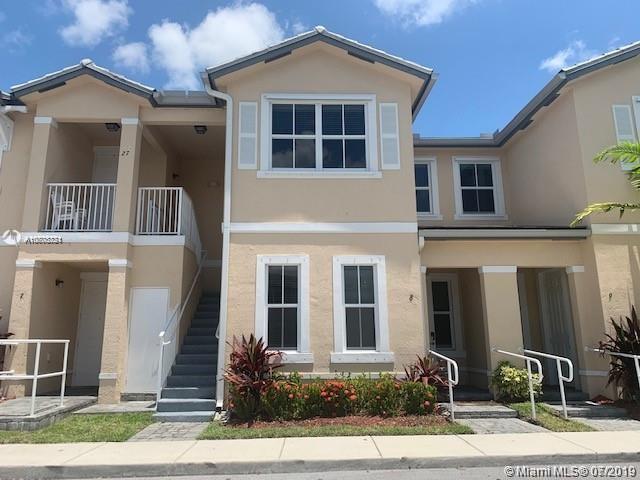 2819 SE 1st Dr #8, Homestead, FL 33033 (MLS #A10703321) :: Berkshire Hathaway HomeServices EWM Realty