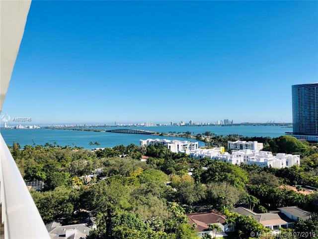 4250 Biscayne Blvd #1617, Miami, FL 33137 (MLS #A10703745) :: The Jack Coden Group