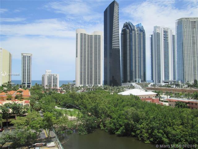 230 174th St #919, Sunny Isles Beach, FL 33160 (MLS #A10703935) :: Grove Properties