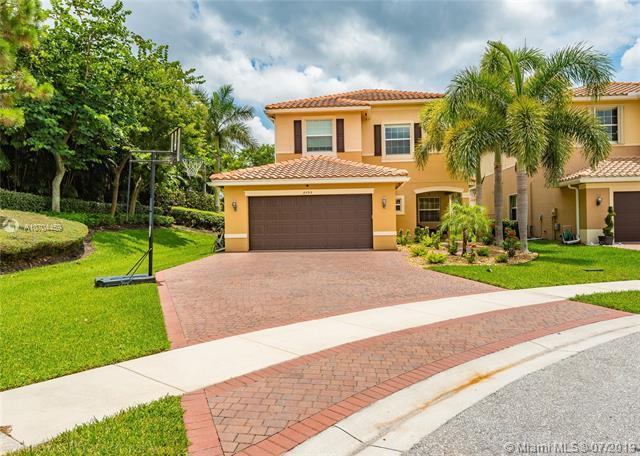 8092 Brigamar Isles Ave, Boynton Beach, FL 33473 (MLS #A10704459) :: Grove Properties