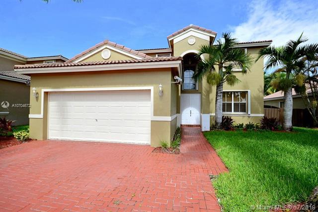 1551 SW 193rd Ter, Pembroke Pines, FL 33029 (MLS #A10704672) :: Grove Properties