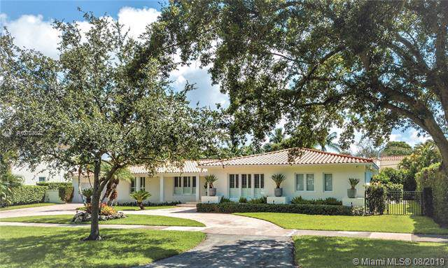 6411 Riviera Drive, Coral Gables, FL 33146 (MLS #A10704692) :: The Rose Harris Group