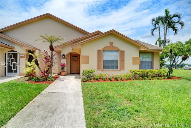 9511 S Boca Gardens Cir S B, Boca Raton, FL 33496 (MLS #A10704768) :: Grove Properties