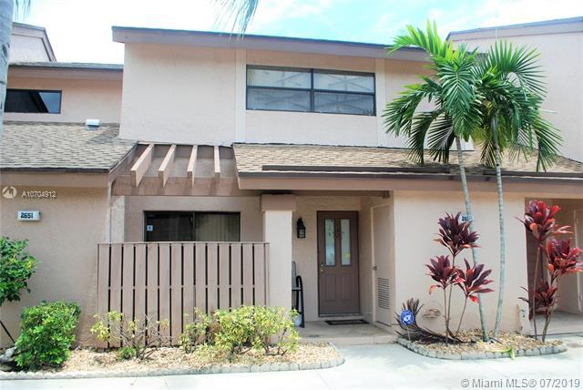 2653 NW 42nd Ave 1221E, Coconut Creek, FL 33066 (MLS #A10704912) :: Ray De Leon with One Sotheby's International Realty