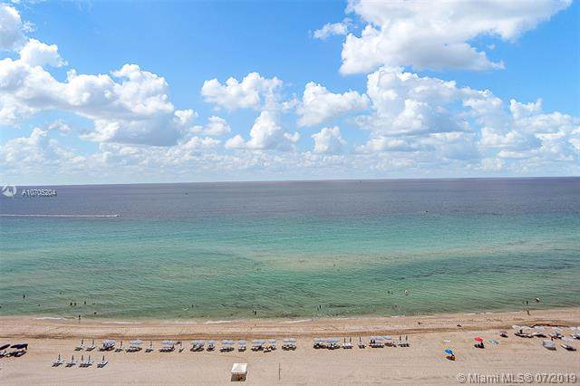 17001 Collins Ave #1604, Sunny Isles Beach, FL 33160 (MLS #A10705204) :: Castelli Real Estate Services