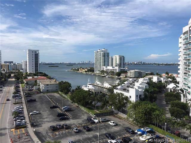 7904 West Dr #1009, North Bay Village, FL 33141 (MLS #A10705249) :: The Kurz Team
