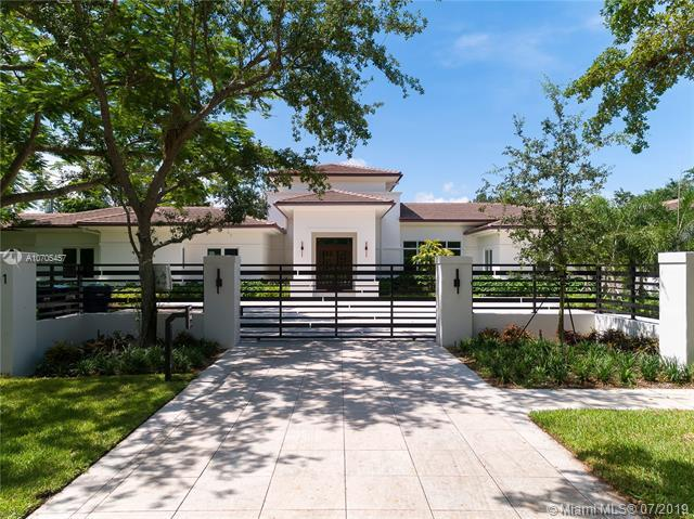 5801 SW 107th St, Pinecrest, FL 33156 (MLS #A10705457) :: Berkshire Hathaway HomeServices EWM Realty