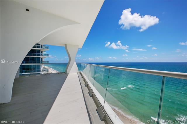 16901 Collins Ave #1905, Sunny Isles Beach, FL 33160 (MLS #A10705995) :: The Edge Group at Keller Williams
