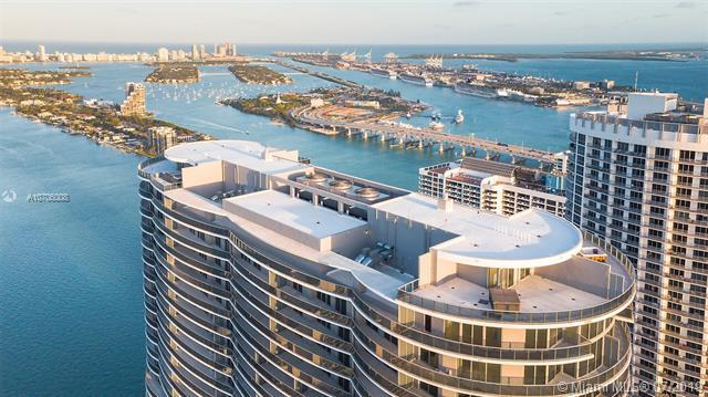 488 NE 18th St #4410, Miami, FL 33132 (MLS #A10706008) :: Berkshire Hathaway HomeServices EWM Realty