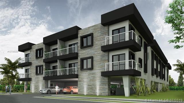 2718 Polk St, Hollywood, FL 33020 (MLS #A10706083) :: Berkshire Hathaway HomeServices EWM Realty