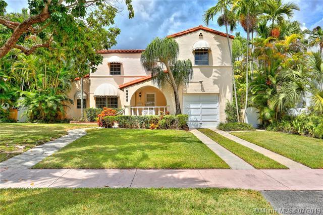 6808 San Vicente St, Coral Gables, FL 33146 (MLS #A10706120) :: Berkshire Hathaway HomeServices EWM Realty