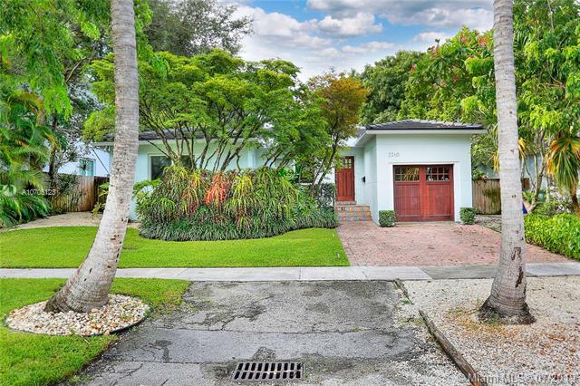 2260 Overbrook St, Miami, FL 33133 (MLS #A10706123) :: Berkshire Hathaway HomeServices EWM Realty