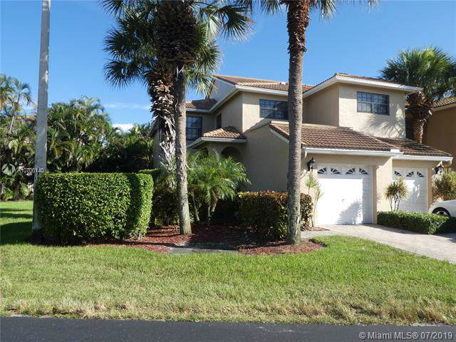 6769 Montego Bay Blvd A, Boca Raton, FL 33433 (MLS #A10706140) :: Ray De Leon with One Sotheby's International Realty