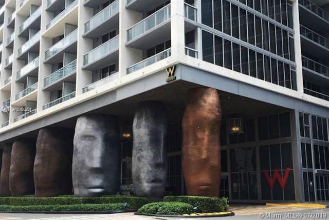 485 Brickell Ave #1609, Miami, FL 33131 (MLS #A10706231) :: Prestige Realty Group