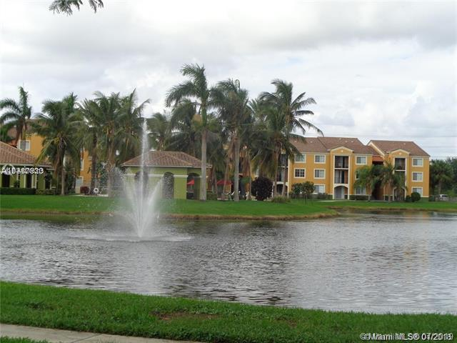 2251 W Preserve Way #201, Miramar, FL 33025 (MLS #A10706315) :: Berkshire Hathaway HomeServices EWM Realty