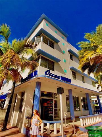1100 Collins Ave #308, Miami Beach, FL 33139 (MLS #A10706344) :: The Paiz Group