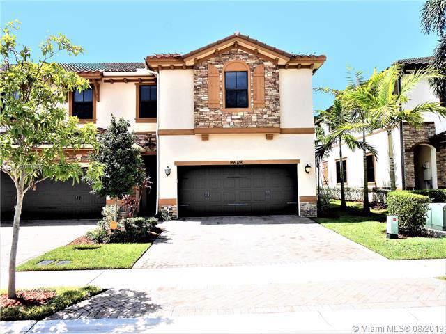 9608 S Town Parc Cir S, Parkland, FL 33076 (MLS #A10706356) :: Grove Properties
