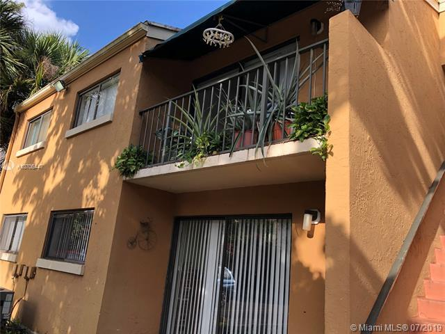 7423 SW 152nd Ave 10-205, Miami, FL 33193 (MLS #A10706447) :: Ray De Leon with One Sotheby's International Realty
