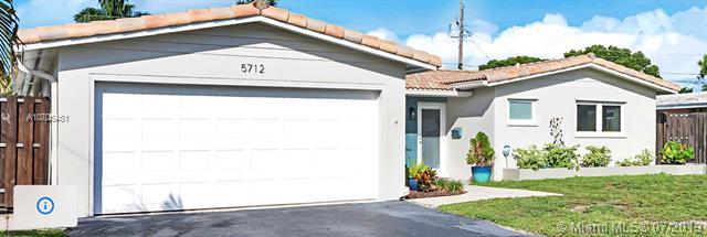 5712 NE 17th Ave, Fort Lauderdale, FL 33334 (MLS #A10706461) :: Grove Properties