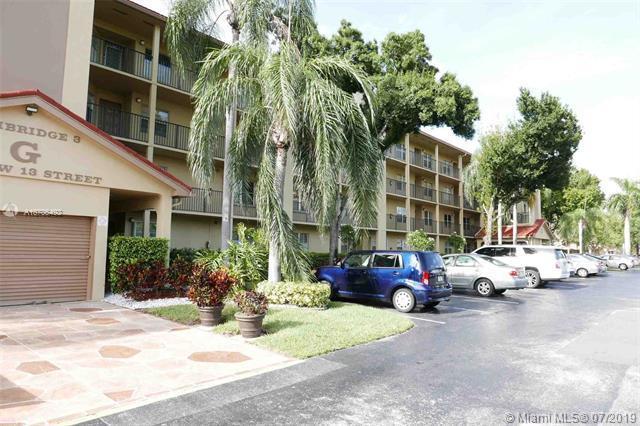 12601 SW 13th St 108G, Pembroke Pines, FL 33027 (MLS #A10706492) :: Berkshire Hathaway HomeServices EWM Realty