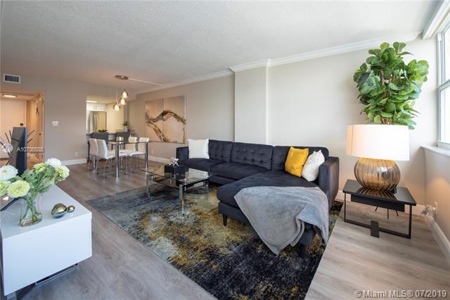 209 N Fort Lauderdale Beach Blvd 14F, Fort Lauderdale, FL 33304 (MLS #A10706588) :: Grove Properties