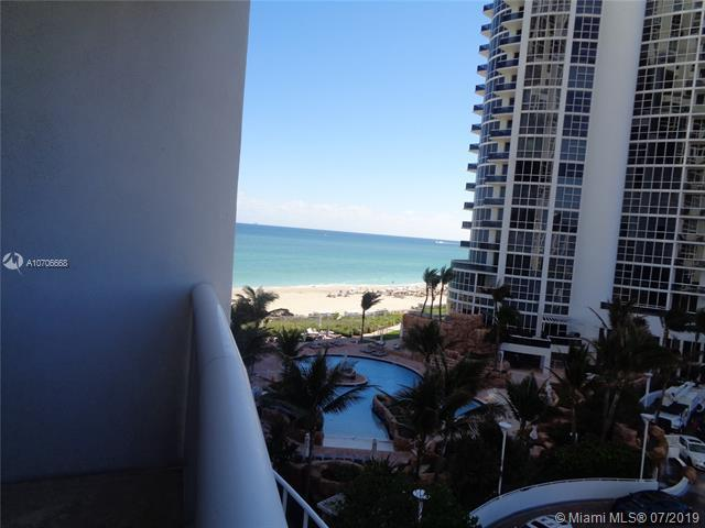 18201 Collins Ave #705, Sunny Isles Beach, FL 33160 (MLS #A10706668) :: Grove Properties