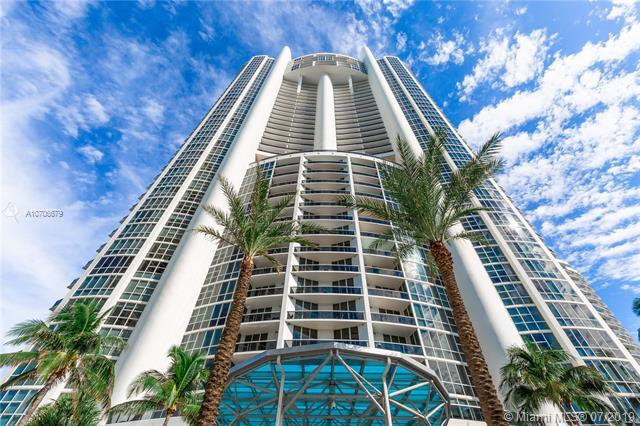 18101 Collins Ave #701, Sunny Isles Beach, FL 33160 (MLS #A10706679) :: The Paiz Group
