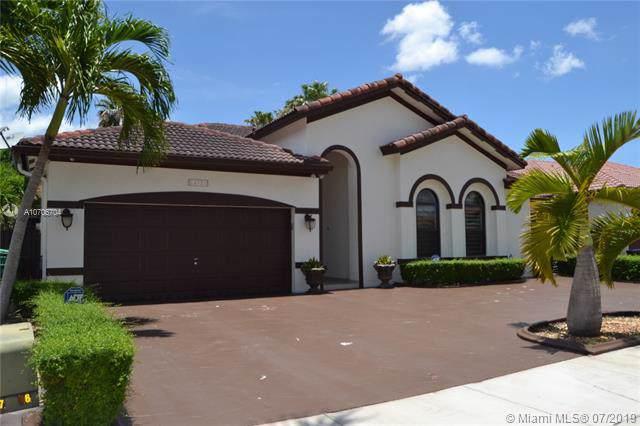 14771 SW 32nd Ln, Miami, FL 33185 (MLS #A10706704) :: Berkshire Hathaway HomeServices EWM Realty
