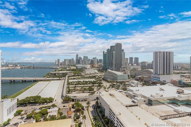 1717 N Bayshore Dr A-3252, Miami, FL 33132 (MLS #A10706721) :: The Edge Group at Keller Williams