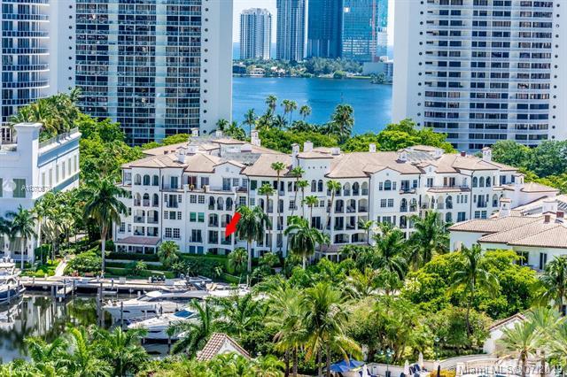 3900 Island Blvd B205, Aventura, FL 33160 (MLS #A10706761) :: Berkshire Hathaway HomeServices EWM Realty