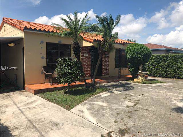 3691 NW 14th Ter, Miami, FL 33125 (MLS #A10706792) :: Laurie Finkelstein Reader Team