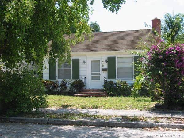 430 27th St, West Palm Beach, FL 33407 (MLS #A10706823) :: Prestige Realty Group