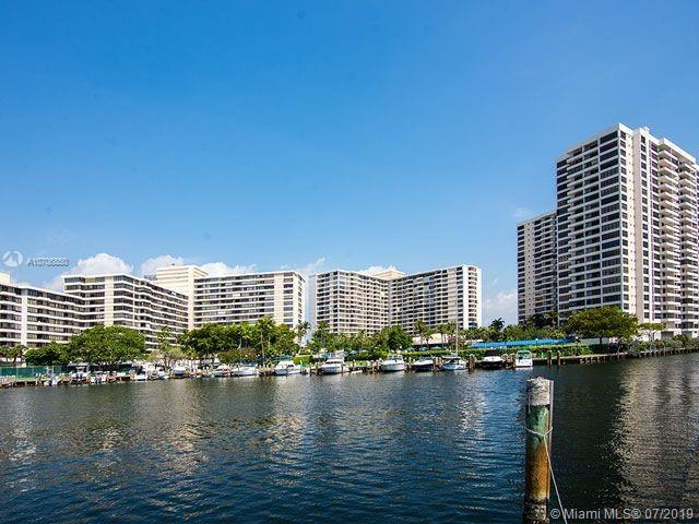 600 Three Islands Blvd #512, Hallandale, FL 33009 (MLS #A10706850) :: Berkshire Hathaway HomeServices EWM Realty