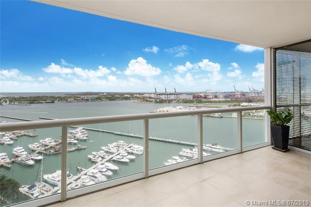 450 Alton Rd #2203, Miami Beach, FL 33139 (MLS #A10706982) :: The Paiz Group